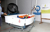 """Opti simulator"": the sailing comes to the streets with more ease!"
